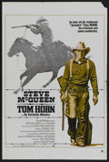 "Movie Posters:Western, Tom Horn (Warner-Columbia, 1980). French Petite (15.75"" X 23.5""). Western...."
