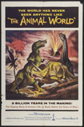 """Movie Posters:Documentary, The Animal World (Warner Brothers, 1956). One Sheet (27"""" X 41""""). Documentary...."""