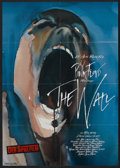 "Movie Posters:Rock and Roll, Pink Floyd: The Wall (Constantin, 1982). German A1 (23"" X 33"")Autographed. Rock and Roll...."
