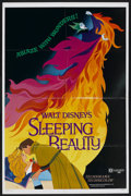 """Movie Posters:Animated, Sleeping Beauty (Buena Vista, R-1979). One Sheet (27"""" X 41"""") Style A. Animated...."""