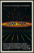 """Movie Posters:Science Fiction, Star Trek: The Motion Picture (Paramount, 1979). One Sheet (25"""" X39"""") Special Advance. Foil. Science Fiction...."""