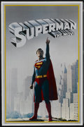 """Movie Posters:Action, Superman the Movie (DC Comics Inc, 1978). Promotional Poster (23"""" X 35""""). Action...."""