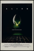 "Movie Posters:Science Fiction, Alien (20th Century Fox, 1979). One Sheet (27"" X 41""). ScienceFiction...."