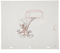 animation art:Production Cel, Walter Lantz Animation Production Drawing, and Limited EditionPrint, Group of 8 (Lantz Productions, 1970-92).... (Total: 8 Items)