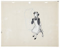 animation art:Production Drawing, Elsie the Cow Animation Original Art (Borden, c.1950s).... (Total:4 Original Art)