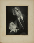 Movie/TV Memorabilia:Photos, Boris Karloff Photo Portrait by Paul Jones....