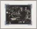 Movie/TV Memorabilia:Autographs and Signed Items, Hurd Hatfield Signed Picture of Dorian Gray Photo....