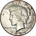 Peace Dollars, 1934-S $1 MS66 PCGS....
