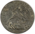 Colonials, (1688) TOKEN American Plantations 1/24 Part Real AU53 PCGS....