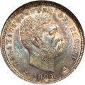 Coins of Hawaii, 1883 10C Hawaii Ten Cents MS65 NGC....