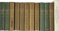 Books:First Editions, Charles Dickens [editor and contributor]. HouseholdWords.... (Total: 12 Items)