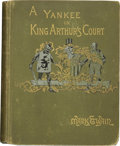 Books:First Editions, Mark Twain. A Connecticut Yankee in King Arthur's Court. NewYork: Charles L. Webster & Company, 1889....