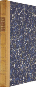 Books:First Editions, Abbé Prévost D'Exiles. The Story of Manon Lescaut and theChevalier Des Grieux. New York: The Heritage Press, 19...