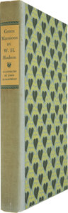 Books:First Editions, W. H. Hudson. Green Mansions. Mount Vernon: Peter PauperPress, no date. ...