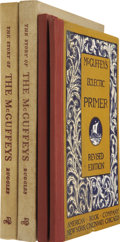 Books:Children's Books, Lot of Four McGuffey Reader Related Books... (Total: 4 Items)