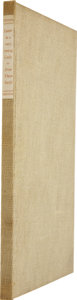 Books:First Editions, Jonathan Swift. A Letter to a Very Young Lady on HerMarriage. Glen Head: The Ashlar Press, 1932. First edition ...