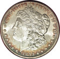 Additional Certified Coins, 1893-CC $1 Morgan Dollar MS65 Paramount (MS62)....