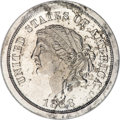 1868 $5 Dual Denomination $5-25 Francs, Judd-659, Pollock-732, Low R.7--Planchet Flaws, Cleaned--ANACS. Net PR55....(PCG...