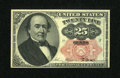 Fractional Currency:Fifth Issue, Fr. 1308 25c Fifth Issue Choice About New....