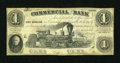 Obsoletes By State:Iowa, (Terre Haute), IN- Commercial Bank $1 Aug. 3, 1858. ...