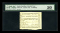 Colonial Notes:North Carolina, North Carolina April 23, 1761 15s PMG About Uncirculated 50....