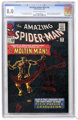 The Amazing Spider-Man #28 (Marvel, 1965) CGC VF 8.0 Off-white to white pages