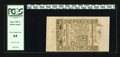 Colonial Notes:Rhode Island, Rhode Island May 1786 1s PCGS Very Choice New 64....