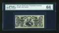 Fractional Currency:Third Issue, Fr. 1362 50c Third Issue Justice PMG Choice Uncirculated 64....