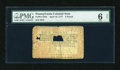 Colonial Notes:Pennsylvania, Pennsylvania April 10, 1777 L4 Red and Black PMG Net Good 6....