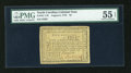 Colonial Notes:North Carolina, North Carolina August 8, 1778 $5 PMG About Uncirculated 55 EPQ....