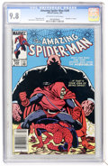 Modern Age (1980-Present):Superhero, The Amazing Spider-Man #249 (Marvel, 1984) CGC NM/MT 9.8 Off-whiteto white pages....