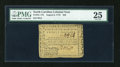 Colonial Notes:North Carolina, North Carolina August 8, 1778 $20 PMG Very Fine 25....