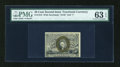 Fractional Currency:Second Issue, Fr. 1318 50c Second Issue PMG Choice Uncirculated 63 EPQ....
