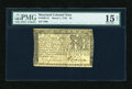 Colonial Notes:Maryland, Maryland March 1, 1770 $4 PMG Net Choice Fine 15....
