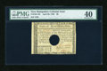 Colonial Notes:New Hampshire, New Hampshire April 29, 1780 $8 PMG Extremely Fine 40....