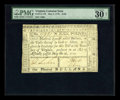 Colonial Notes:Virginia, Virginia May 3, 1779 $100 PMG Very Fine 30 Net....