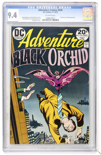Adventure Comics #430 (DC, 1973) CGC NM 9.4 Off-white pages