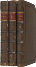 Books:Fiction, Euripides. The Nineteen Tragedies and Fragments ofEuripides. London: John Walker, 1809. From the library ofGlenn... (Total: 3 Items)
