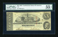 Confederate Notes:1863 Issues, T58 $20 1863 PF-28 Cr. 427.. ...