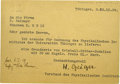 Autographs:Non-American, Hans Geiger Typed Letter Signed ...