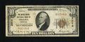 National Bank Notes:Nebraska, Omaha, NE - $10 1929 Ty. 1 The United States NB Ch. # 2978. Here is a pleasing forbidden title note which is also the lo...