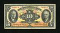 Canadian Currency: , Toronto, ON- Dominion Bank $10 Jan. 2, 1935 Ch. 220-28-040. This note has the folds of a VF, but a little too much soiling i...