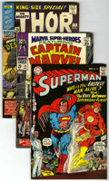 Silver Age (1956-1969):Miscellaneous, Miscellaneous Silver Age Group (Various, 1965-67) Condition: Average VG/FN.... (Total: 7)