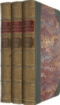 Books:Non-fiction, Charles C. F. Greville. The Greville Memoirs: A Journal of the Reigns of King George IV and King William IV - In Three V... (Total: 3 Items)