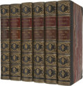 Books:Fiction, John Dryden. The Dramatick Works of John Dryden, Esq. - In SixVolumes. London: J. and R. Tonson, 1762. From ... (Total: 6Items)