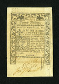 Colonial Notes:Rhode Island, Rhode Island May 1786 20s Very Fine-Extremely Fine....