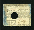 Colonial Notes:New Hampshire, New Hampshire April 29, 1780 $3 Very Fine-Extremely Fine....