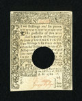 Colonial Notes:Connecticut, Connecticut July 1, 1780 2s/6d Gem New, POC....
