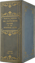 Books:First Editions, Conservation Case for The Pickwick Papers....