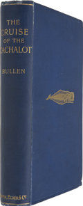 "Books:First Editions, Frank T. Bullen. The Cruise of the ""Cachalot"" Round the WorldAfter Sperm Whales. London: Smith, Elder, & Co., 1898...."